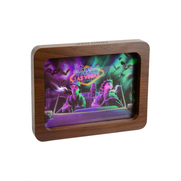 Bat Country V-Syndicate Holz 3D SMALL