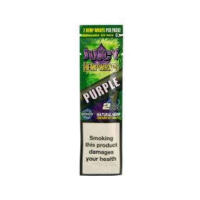 Juicy Hemp Wraps Purple