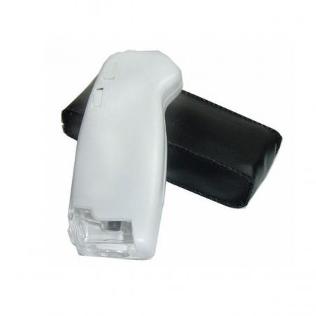 Hand Held LED Microscope x80
