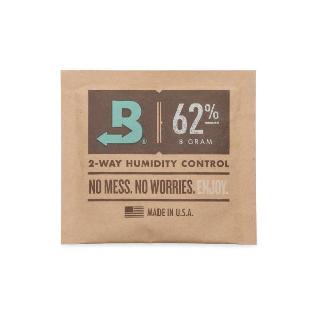 Boveda Humidipak Tabakbefeuchter 62% 8g