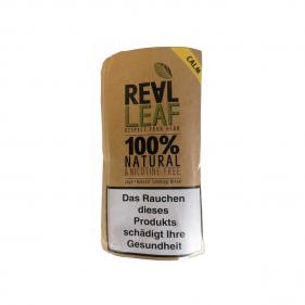 """Kräutermischung Real Leaf """"Calm"""" Verpackung vorne"""