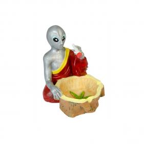 """Aschenbecher """"Alien Buddha..."""
