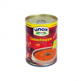Unox Gulaschsuppe...