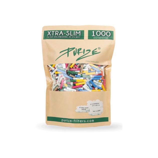 1000 PURIZE XTRA Mix Aktivkohlefilter