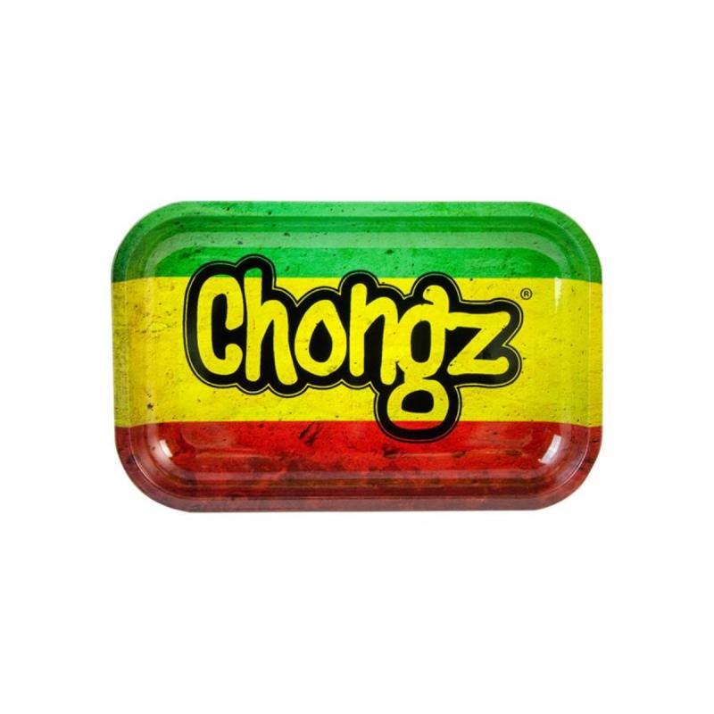 """Mischungsschale aus Metall """"Chongz"""" Rasta Vorderansicht"""
