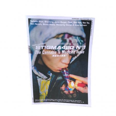 Stigma Magazine Nr. 1