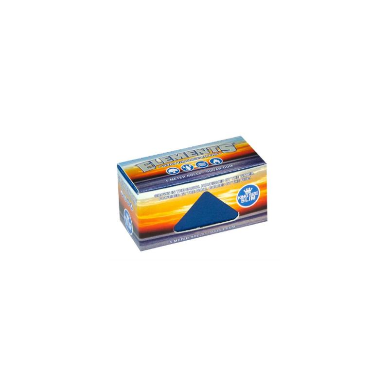 5m Zigarettenpapier King Size auf einer Rolle von Elements Seitenansicht