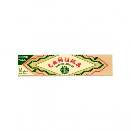 Cañuma King Size Slim Paper+Tips