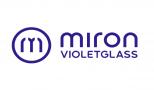 MIRON Violett Glas